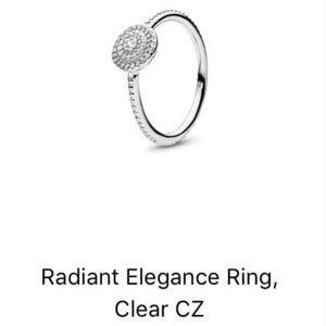 Radiant Elegance, Pandora Ring